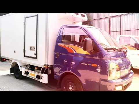 Xe tải đông lạnh Hyundai Porter 150 tại Tran Auto