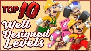 10 Well-Designed Mario Maker 2 Levels