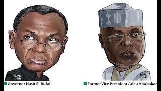 Atiku is a serial contestant - El-Rufai