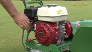Dennis FT Range for Bowling Green Maintenance