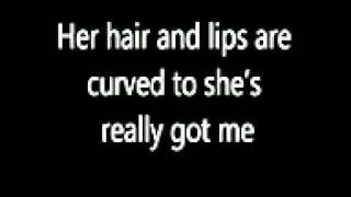 JLS - thats my girl (LYRICS ON SCREEN)
