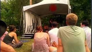 Angel Olsen - Hi Five - Live at Transfigurations II (part 1)