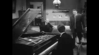 Rudolf Kerer plays Chopin Etude op. 10 no. 12 for Lenin and Gorky - video 1963
