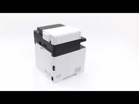 Kyocera M5521cdw multifunction printer
