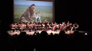 Leerlingen speelden mee met Symfonica in D!