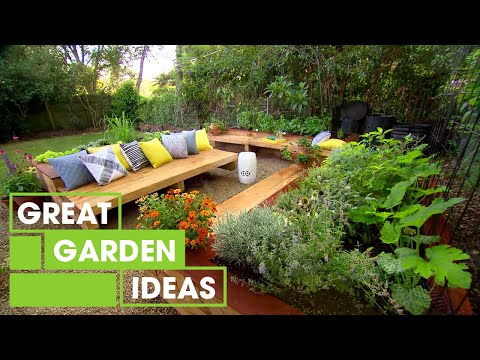 Family Garden Makeover | Gardening | Great Home Ideas