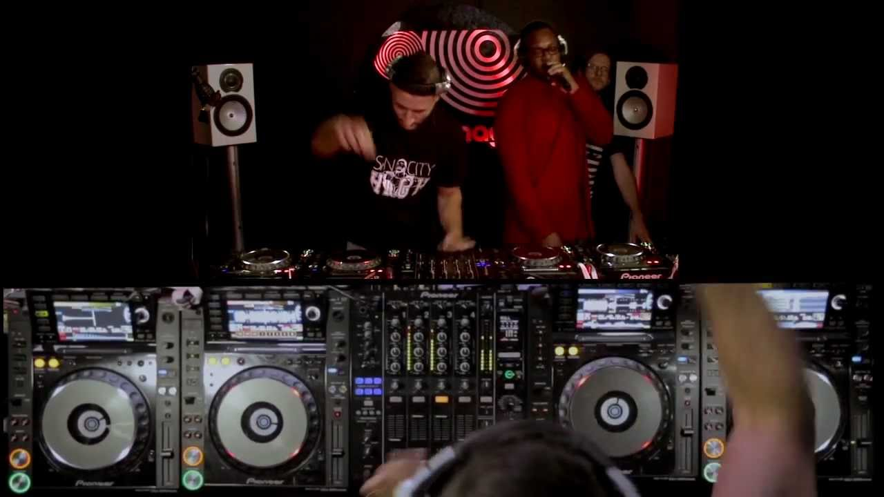 Kissy Sell Out - Album Launch with DJsounds Show Vs Mixmag Lab 2013