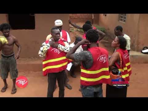 """making of """" NOUGBEDOVI """" Film complèt en Ewe, purement Togolais qui relêve les"""