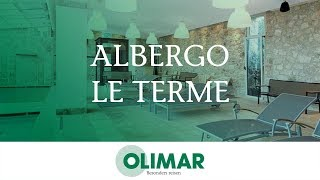 preview picture of video 'Albergo Le Terme in Bagno Vignoni, Toskana | OLIMAR.com'