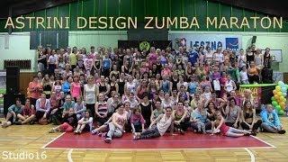 preview picture of video 'Astrini Design ZUMBA Maraton - Leszno 2014'