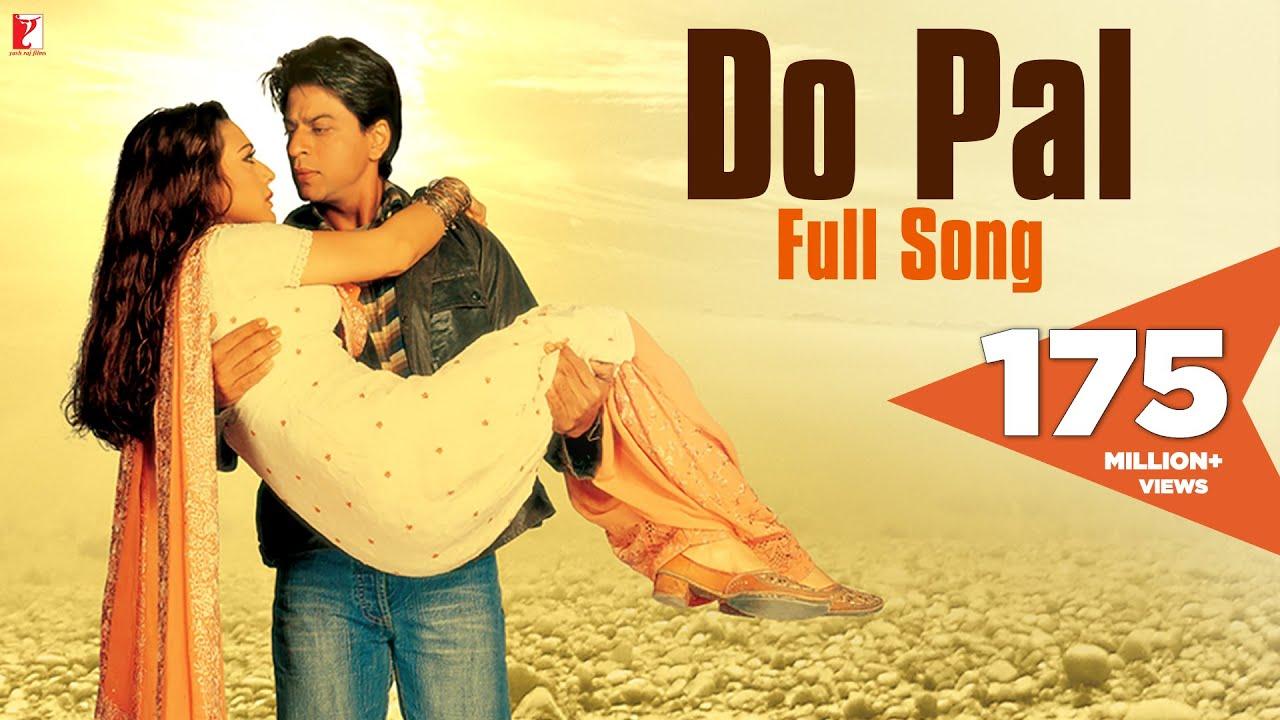 Do Pal Ruka Lyrics in Hindi  Lata Mangeshkar, Sonu Nigam Lyrics
