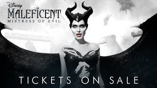 Maleficent: Mistress of Evil | Tickets Now on Sale