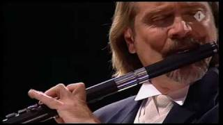 Mix - Mozart concerto for flute and harp-2.Mvnt.