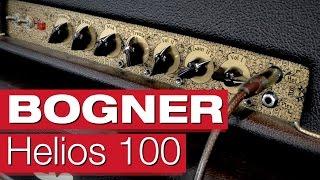 Bogner Helios 100 (Was kann der Boutique-Amp?)