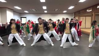 三重情熱組①[ズンドコパラダイス]20150621_伊勢志摩舞祭り[30fps]