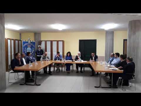 Preview video Video seduta insediamento consiglio comunale Laurenzana (dalla diretta streaming) Laurenzana 8 giugno 2019