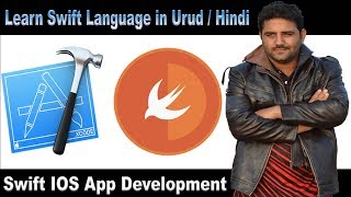 Learn Swift Language Tutorial Lesson -1 | Intro & Basics Swift IOS App Development in Urdu/ Hindi