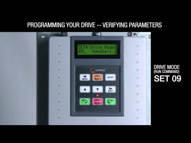 P-Series VFD Bypass Package - Franklin Control Systems