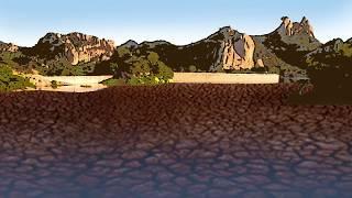 Animação: Sem Água Só Mágoa | Escola de Cinema do Sertão