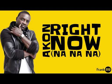 Download Akon Right Now Na Na Na Lyrics Video 3GP Mp4 FLV HD Mp3