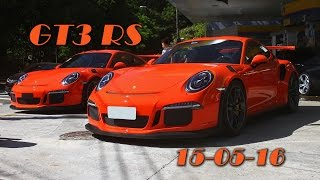 PO – Porsche 911 GT3 RS – Lava Orange