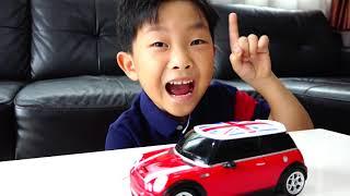 [30분] 예준이의 전동 자동차 장난감 조립놀이 연속보기 Video for Kids Car Toy Power Wheels