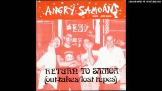 Angry Samoans - 1981 (Trip Or Freak)
