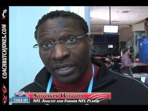 UC Football: Combine 2012 Solomon Wilcots