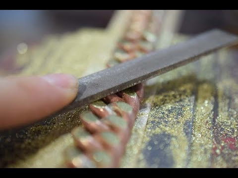 Making a Cuban Chain