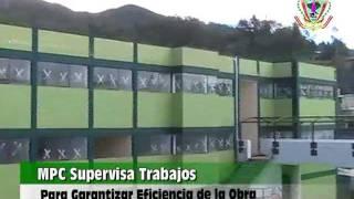 preview picture of video 'En Tres Semanas se concluye Infraestructura del Centro Comercial Cutervo'