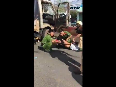 Căng đét: Thanh niên cứng cướp xe ô tô bị CSGT đuổi bắt như GTA phiên bản đời thực