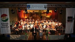 preview picture of video 'Jugendkonzert Musikverein Lyra Stupferich - 28.06.2014'