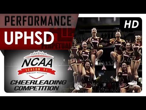 NCAA 91 Cheerleading Competition: UPSHD Altas Perpsquad