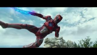 Gambar cover Power Rangers (2017) Music Video- Go Go Power Rangers