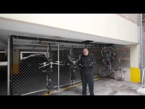 Lakeview East renters want bike racks, and get them