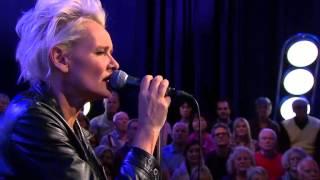 Eva Dahlgren - High and Dry (Live @ På spåret)