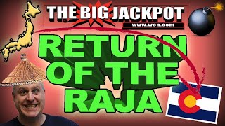 🔴 The Raja is Back with Huge Slot Wins 🔴 | The Big Jackpot