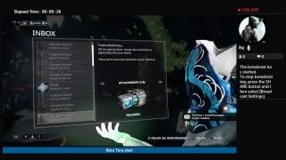 Arterija's Live PS4 Broadcast
