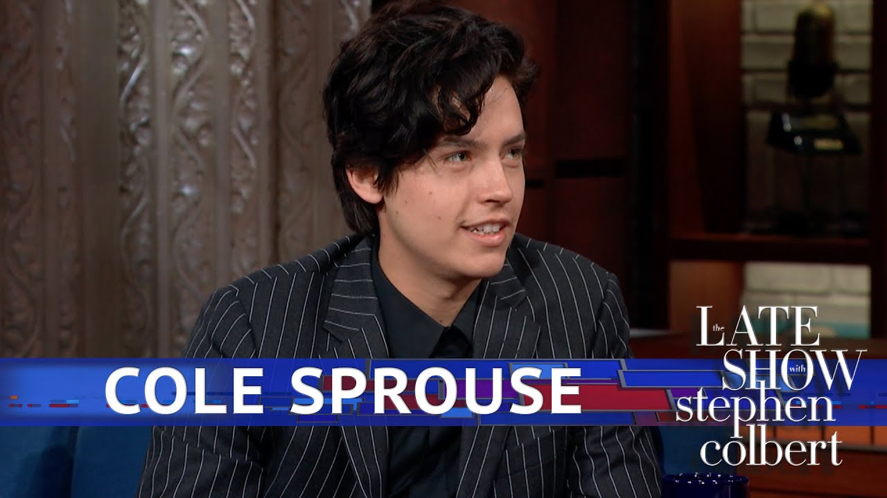 Cole Sprouse Had A Childhood Crush On His 'Friends' Co-Star thumbnail