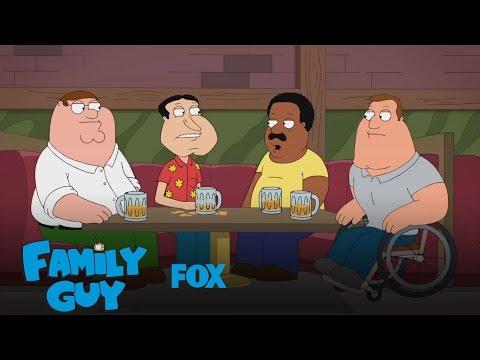 Family Guy 14.13 (Clip 'Shazam')