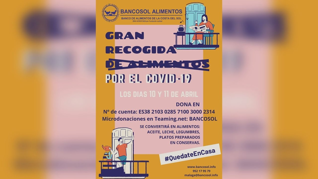 Gran recogida Bancosol