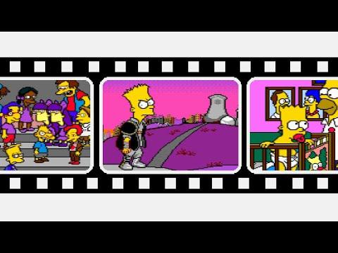 [Movie] - Virtual Bart - All cutscenes