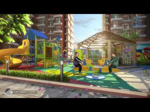 3D Tour of Conceptual Suraksha Smart City Phase I