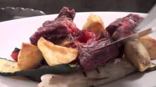 preview picture of video 'La Violina Ristorante - Santarcangelo di Romagna (RN) - Chef In Cucina'