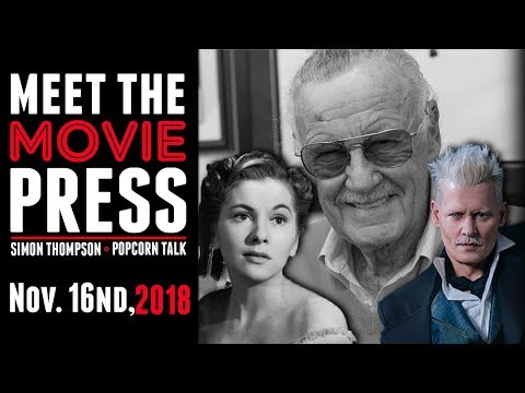 Stan Lee Tribute, Rebecca Remake, & Fantastic Beasts: Crimes of Grindelwald - Meet the Movie Press