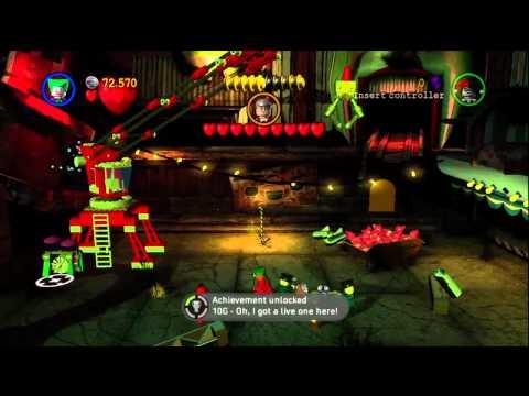 Lego Batman Walkthrough - Zoos Company (2 of 2) by ...