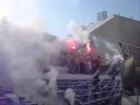 """""""Himno Palestino 2014, Banda del 10"""" Barra: Los Baisanos • Club: Club Deportivo Palestino"""