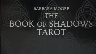 The Book of Shadows tarot: As Above