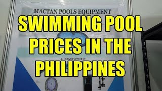 Swimming Pool Prices In The Philippines.