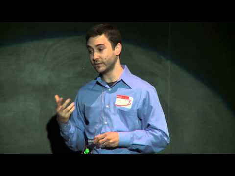 A workout for your self-control: Jordan Silberman at TEDxFlourCity ...